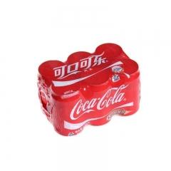 可口可乐六联装