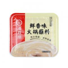 海底捞火锅蘸料鲜香味