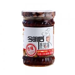 今明后香菇酱香辣味