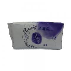 ABC汉方纯棉超长夜用3片420卫生巾