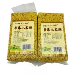山丹丹苦荞小米粥500gX2
