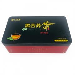 山丹丹黑苦荞茶罐装