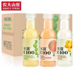 水溶茶100一箱15瓶