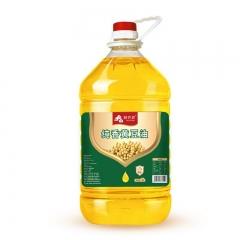 纯香黄豆油5L