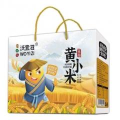 沃宜滋黄小米礼盒500g*6