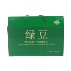 龙贡凤绿豆礼盒500g*5