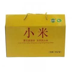 龙贡凤小米礼盒500g*5