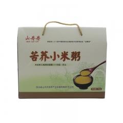 山丹丹苦荞小米粥礼盒5kg