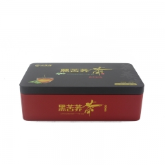 山丹丹苦荞茶礼盒450g