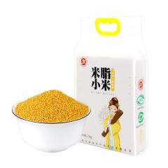 米脂小米2500g