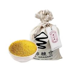 西部粮仓黄小米1kg布袋装