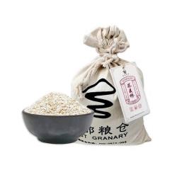 西部粮仓荞麦糁1kg布袋装
