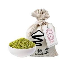 西部粮仓绿豆2.5kg布袋装