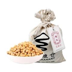 西部粮仓黄豆1kg布袋装