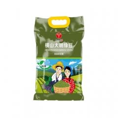 山丹丹花横山大明绿豆2.5kg彩袋装(通远综合)